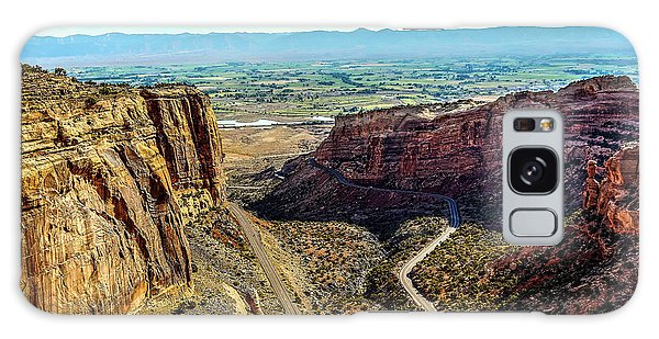 Pocket Size Grand Canyon Galaxy Case