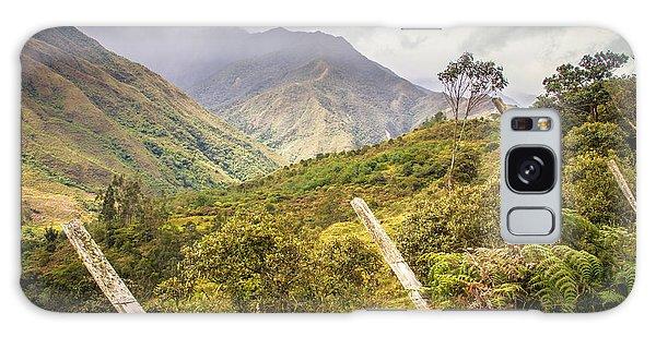 Podocarpus National Park Galaxy Case