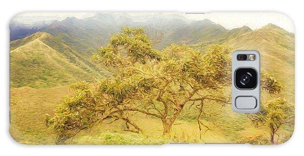 Podocarpus Tree Galaxy Case