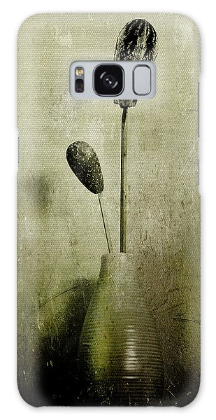 Pods In A Vase Galaxy Case by Jill Smith