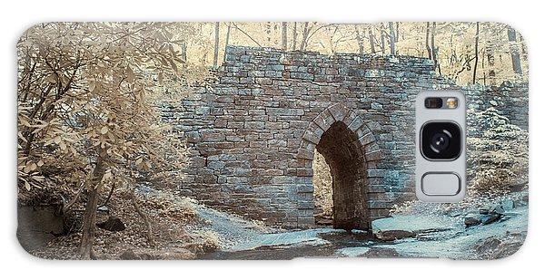 Galaxy Case featuring the photograph Poinsett Bridge-ir-10 by Joye Ardyn Durham