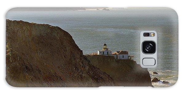 Point Bonita Lighthouse In San Francisco Galaxy Case