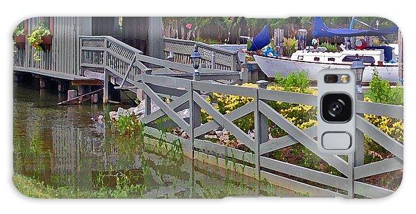 Point Clear Bridge At Grand Hotel Galaxy Case