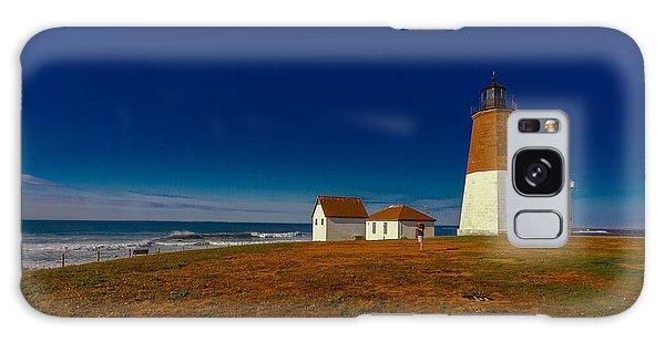 Point Judith Lighthouse Galaxy Case