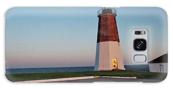 Point Judith Lighthouse Rhode Island Galaxy Case