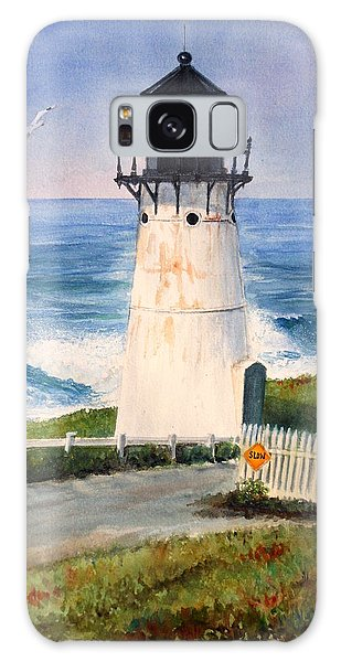 Point Montara Lighthouse Galaxy Case
