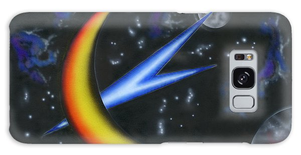 Point Of Entry Galaxy Case by Kenneth Clarke