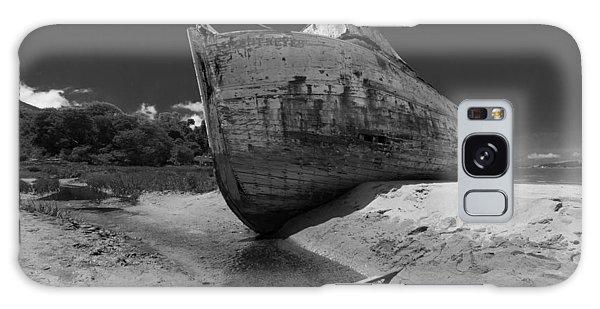Point Reyes Boat Galaxy Case