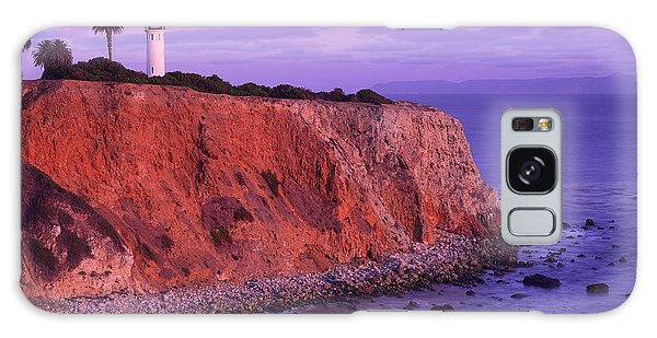 Point Vicente Lighthouse - Point Vicente - Orange County Galaxy Case