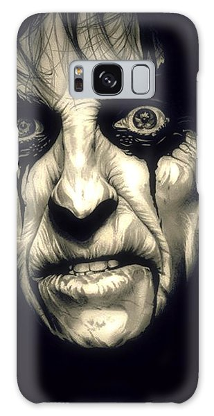 Alice Cooper Galaxy Case - Poison Alice Cooper by Fred Larucci