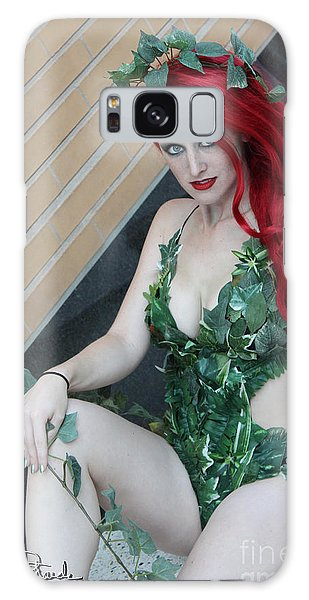 Poison Ivy - Cosplay Galaxy Case