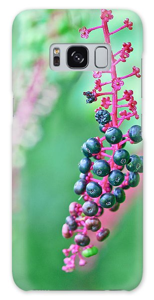 Poke Berries Galaxy Case