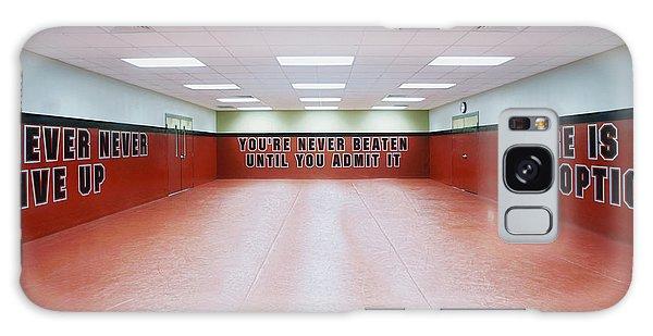 Bradenton Galaxy Case - Police Academy Defense Tactics Training Room by Skip Nall