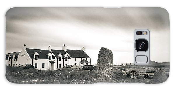 Pollochar Inn And Standing Stone Galaxy Case