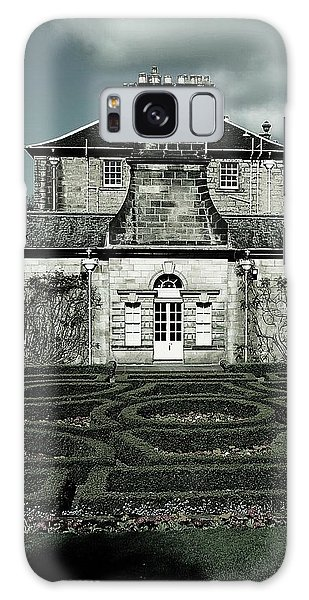 Pollok House Galaxy Case