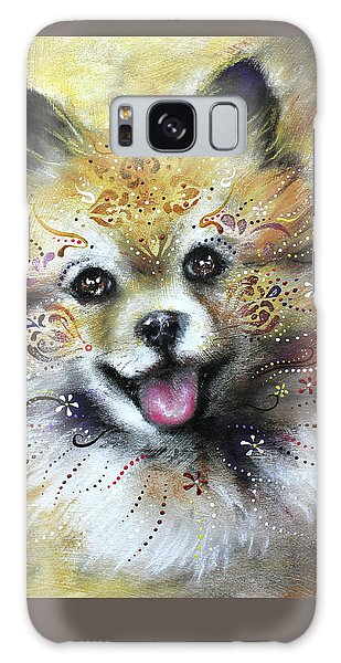 Pomeranian Galaxy Case