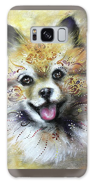 Pomeranian Galaxy Case
