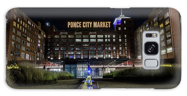Ponce City Market Galaxy Case
