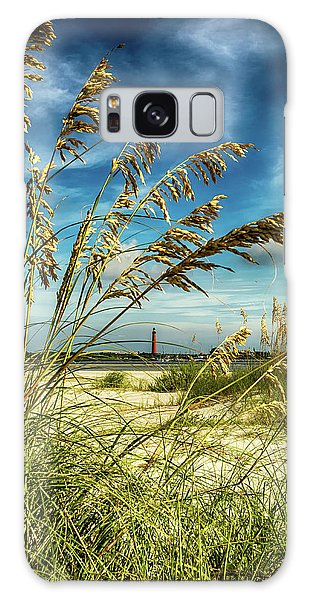 Ponce Inlet Lighthouse Galaxy Case