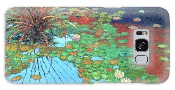 Pond Galaxy Case