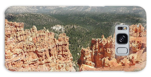 Ponderosa Point - Bryce Canyon Galaxy Case by Jayne Wilson