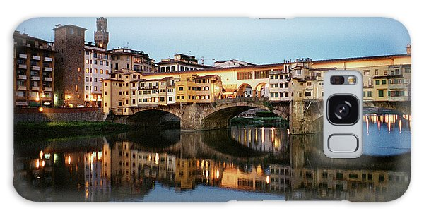 Dick Goodman Galaxy Case - Ponte Vecchio by Dick Goodman