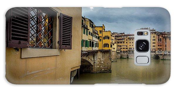 Ponte Vecchio Galaxy Case