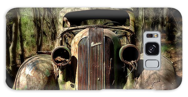 Pontiac In The Woods Galaxy Case