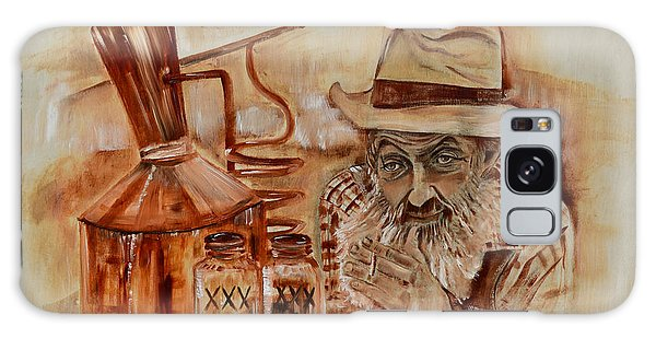 Popcorn Sutton - Waiting On Shine Galaxy Case