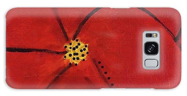 Poppy Dots Galaxy Case