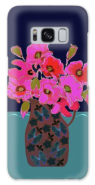 Poppy Stille Galaxy Case