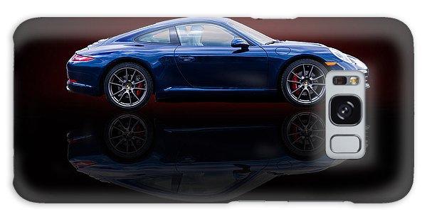 Porsche 911 Carrera - Blue Galaxy Case