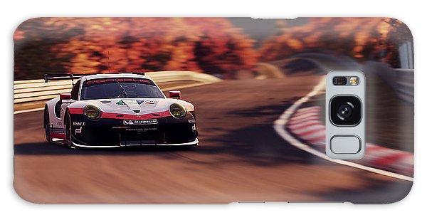 Porsche 911 Rsr, Nordschleife - 41 Galaxy Case