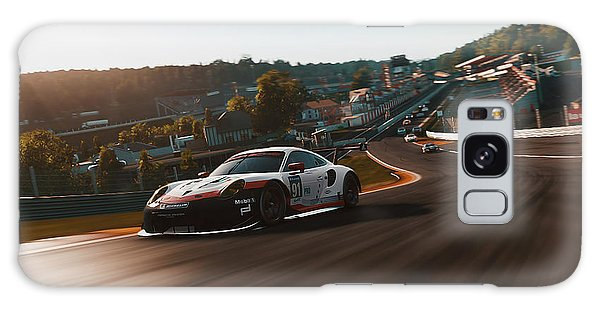 Porsche 911 Rsr, Spa-francorchamps - 33 Galaxy Case