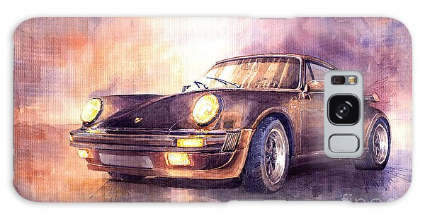 Motion Galaxy Case - Porsche 911 Turbo 1979 by Yuriy Shevchuk