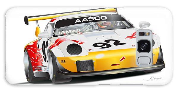 Porsche 911 Turbo Custom Galaxy Case