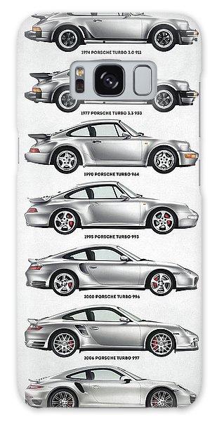 Galaxy Case - Porsche 911 Turbo Evolution by Zapista Zapista