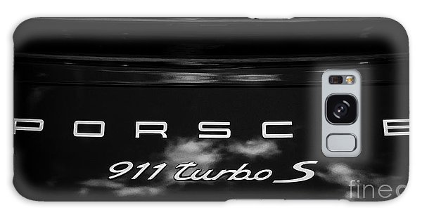 Porsche 911 Turbo S Galaxy Case