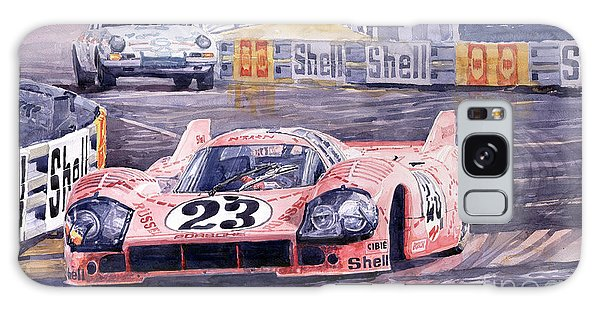 Pig Galaxy Case - Porsche 917-20 Pink Pig Le Mans 1971 Joest Reinhold by Yuriy Shevchuk