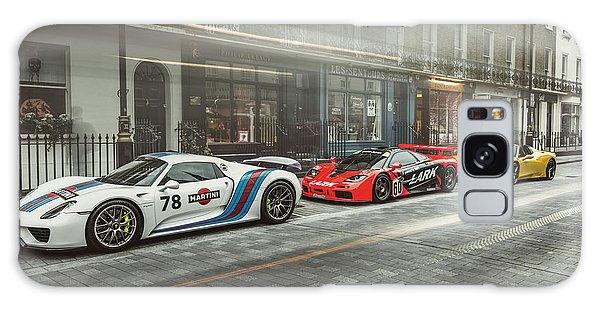 Porsche 918 Mclaren F1 Gtr And Ferrari 458 Specialea Galaxy Case