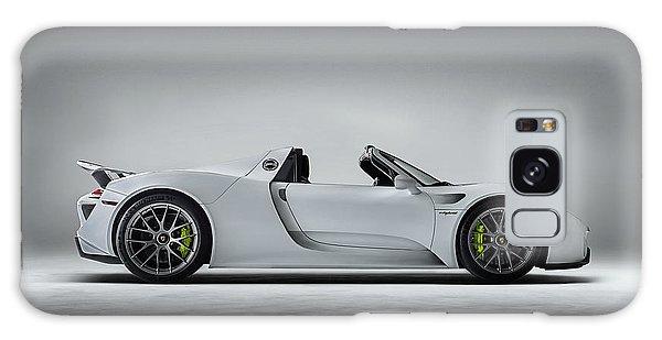 Sport Car Galaxy Case - Porsche 918 Spyder by Douglas Pittman
