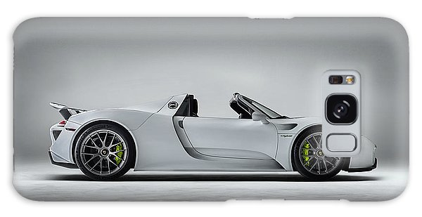 Car Galaxy S8 Case - Porsche 918 Spyder by Douglas Pittman