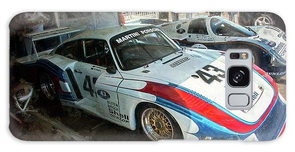 Porsche 935 Moby Dick Galaxy Case