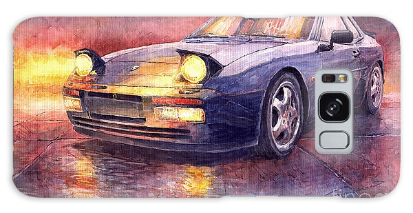 Galaxy Case - Porsche 944 Turbo by Yuriy Shevchuk