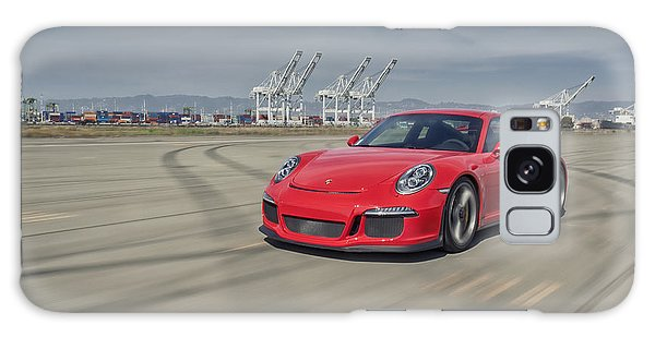 Galaxy Case featuring the photograph Porsche 991 Gt3 by ItzKirb Photography