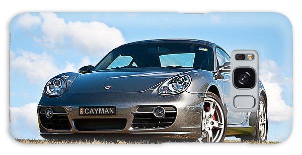 Porsche Cayman Galaxy Case