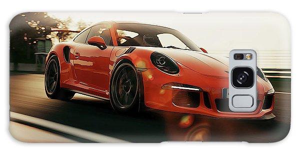 Porsche Gt3 Rs - 4 Galaxy Case
