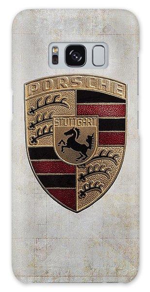 Porsche Shield Galaxy Case