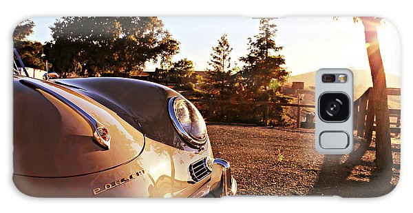 Porsche Sundown Galaxy Case
