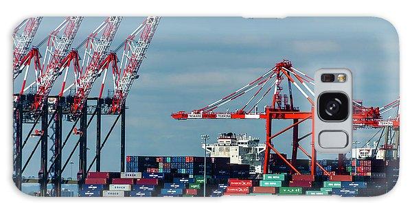 Port Newark Container Terminal Galaxy Case